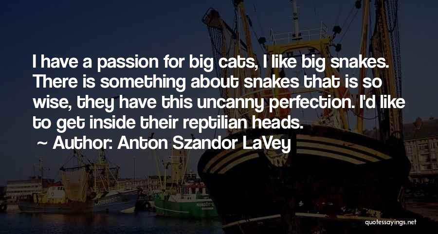 Reptilian Quotes By Anton Szandor LaVey
