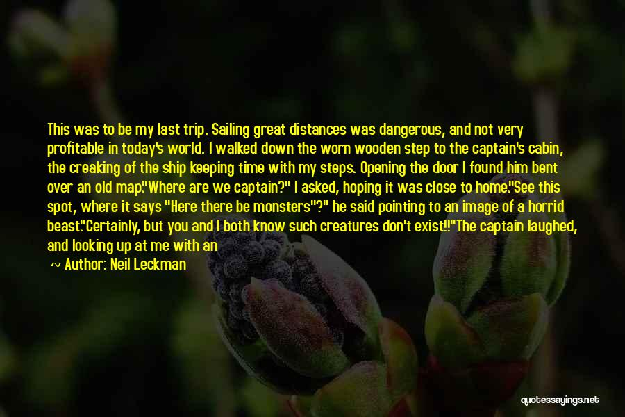 Reptilian Quotes By Neil Leckman