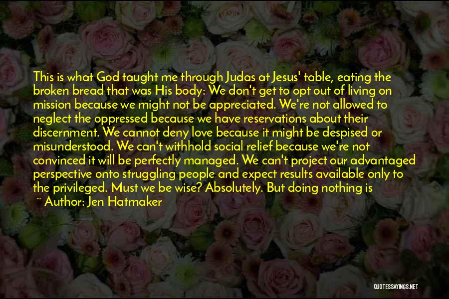 Reservations Quotes By Jen Hatmaker