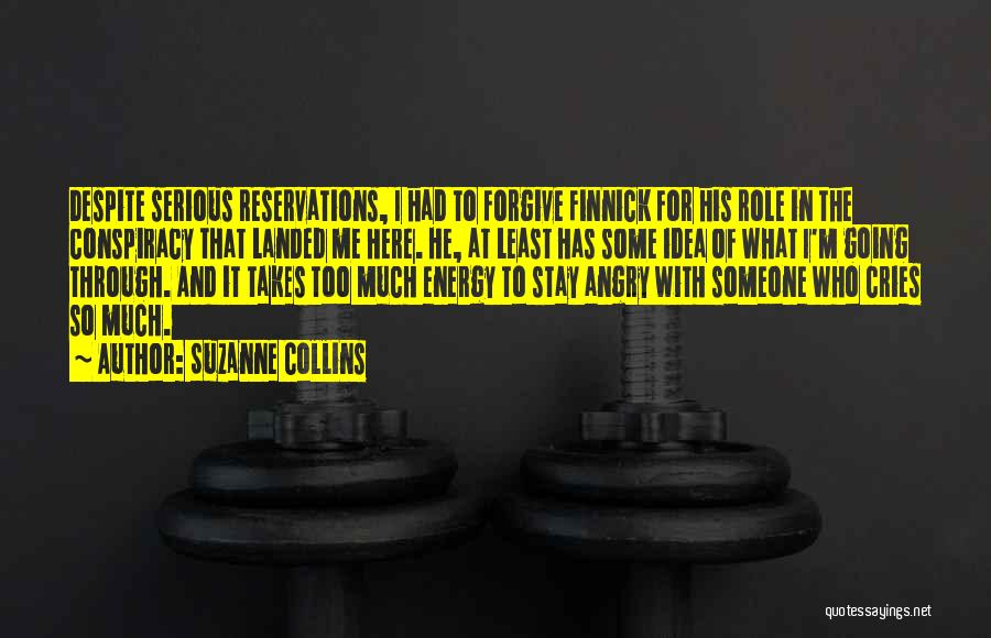 Reservations Quotes By Suzanne Collins