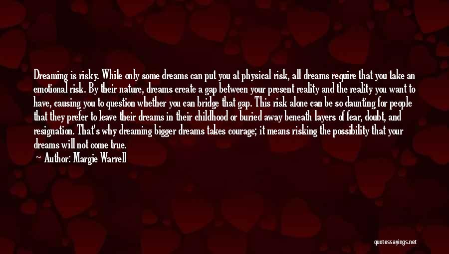 Resignation Quotes By Margie Warrell