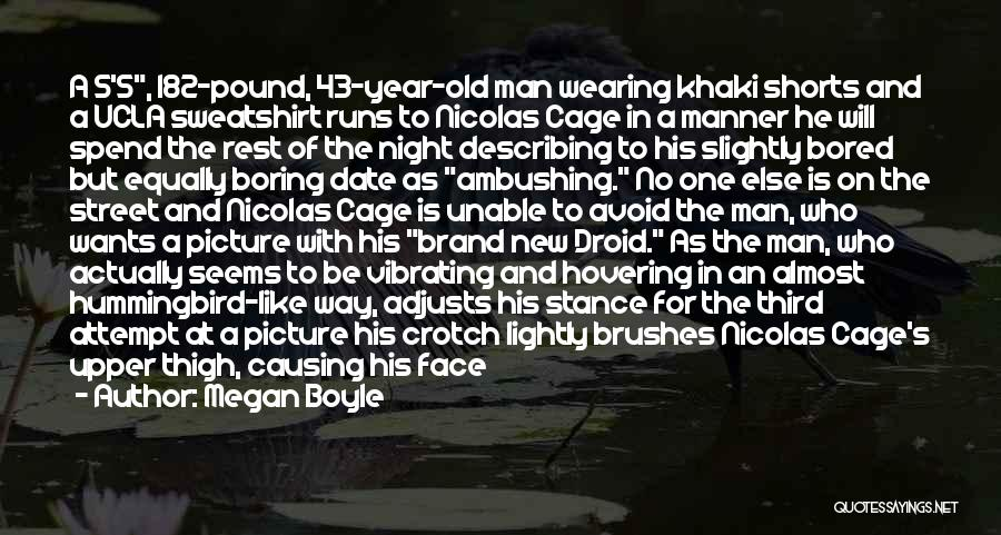 Resignation Quotes By Megan Boyle