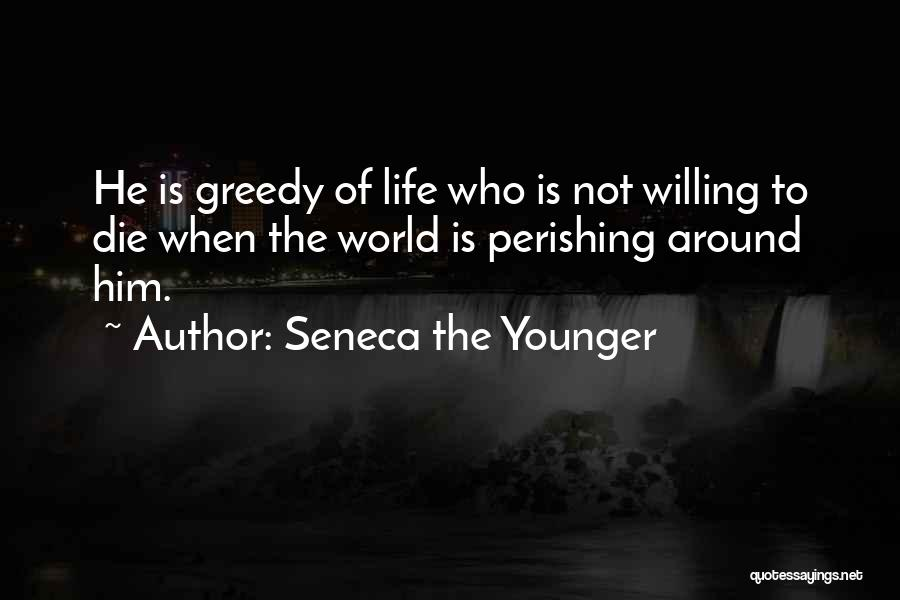 Resignation Quotes By Seneca The Younger