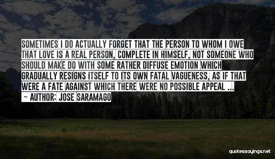 Resigns Quotes By Jose Saramago