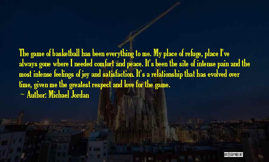 Respect Your Feelings Quotes By Michael Jordan