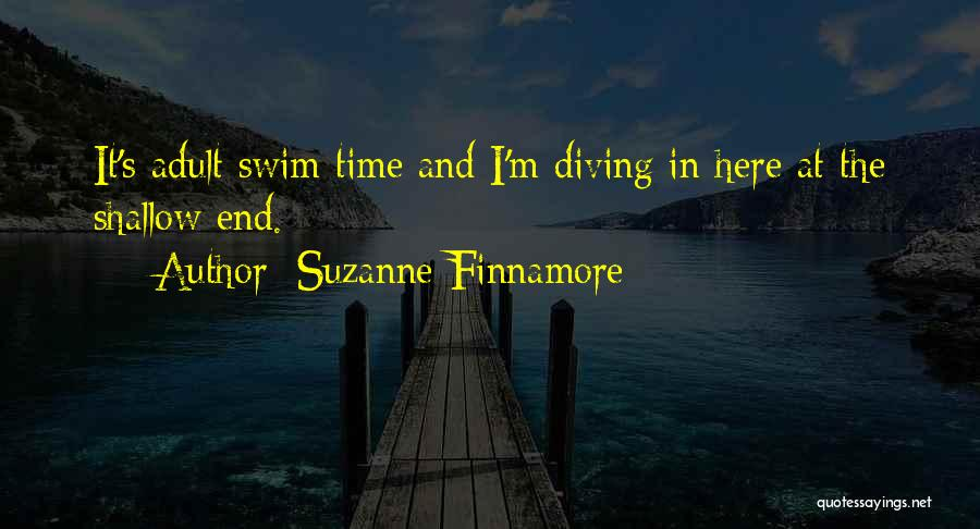Responsibility And Adulthood Quotes By Suzanne Finnamore
