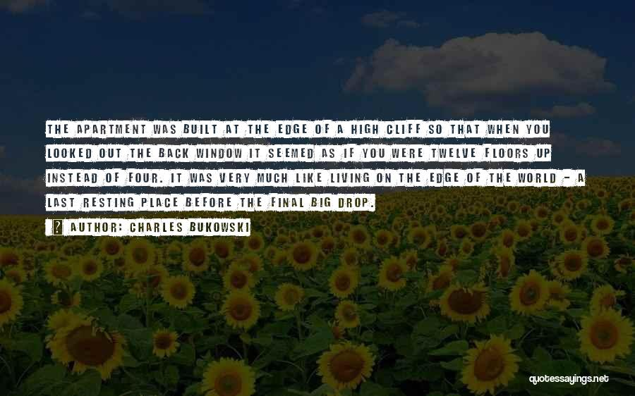 Resting Up Quotes By Charles Bukowski