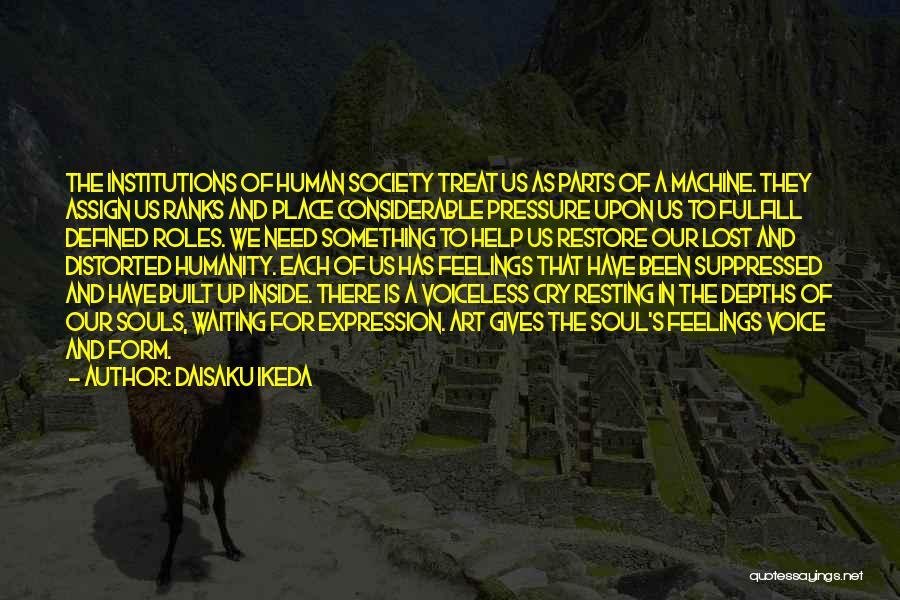 Resting Up Quotes By Daisaku Ikeda