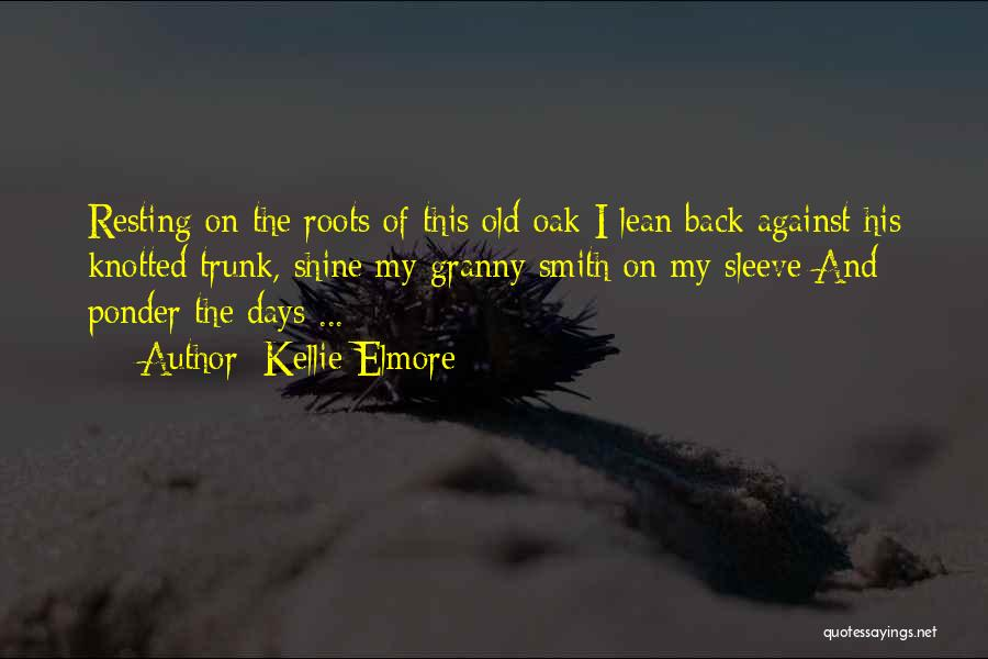 Resting Up Quotes By Kellie Elmore