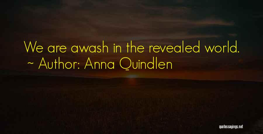 Revealed Quotes By Anna Quindlen