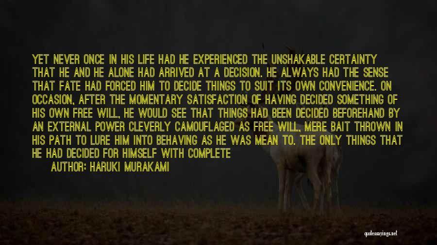 Revealed Quotes By Haruki Murakami