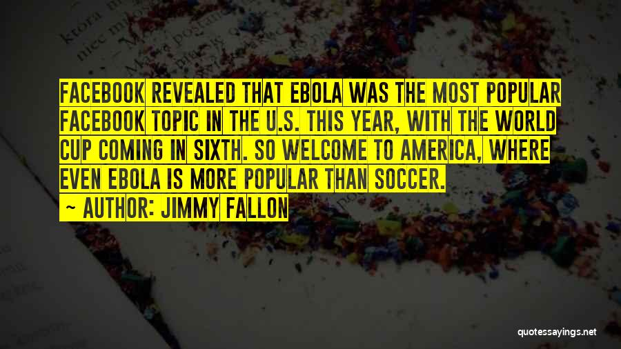 Revealed Quotes By Jimmy Fallon
