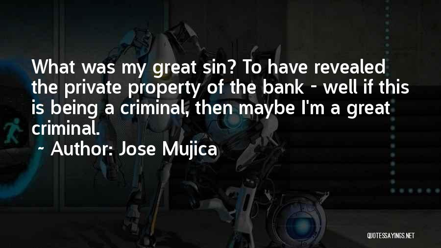 Revealed Quotes By Jose Mujica