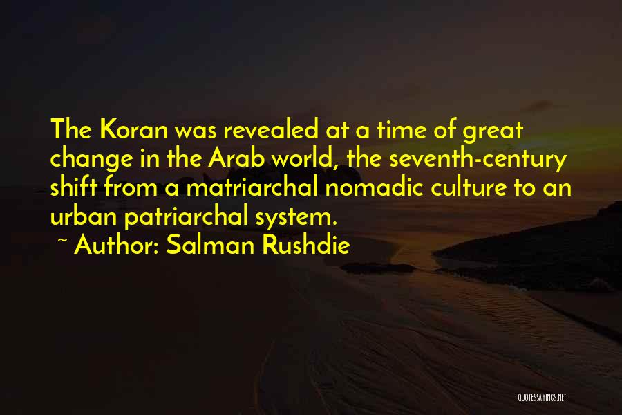 Revealed Quotes By Salman Rushdie