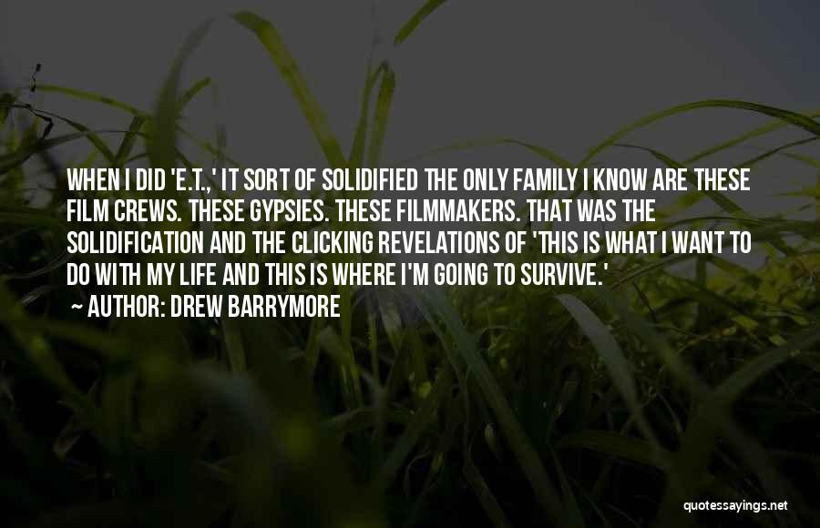 Revelations Quotes By Drew Barrymore