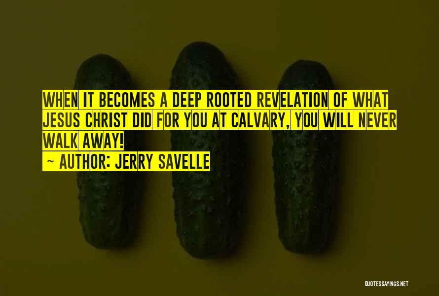 Revelations Quotes By Jerry Savelle