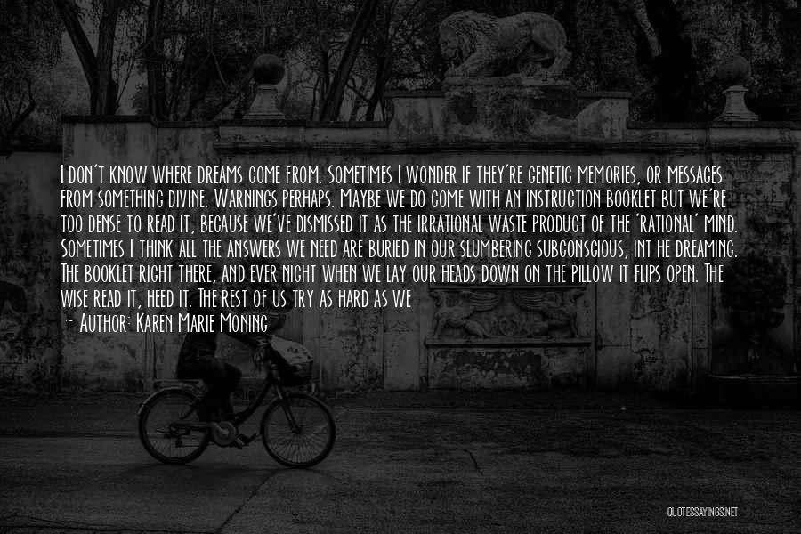 Revelations Quotes By Karen Marie Moning