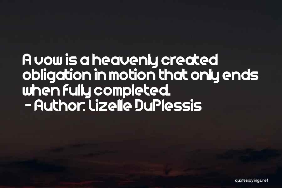 Revelations Quotes By Lizelle DuPlessis