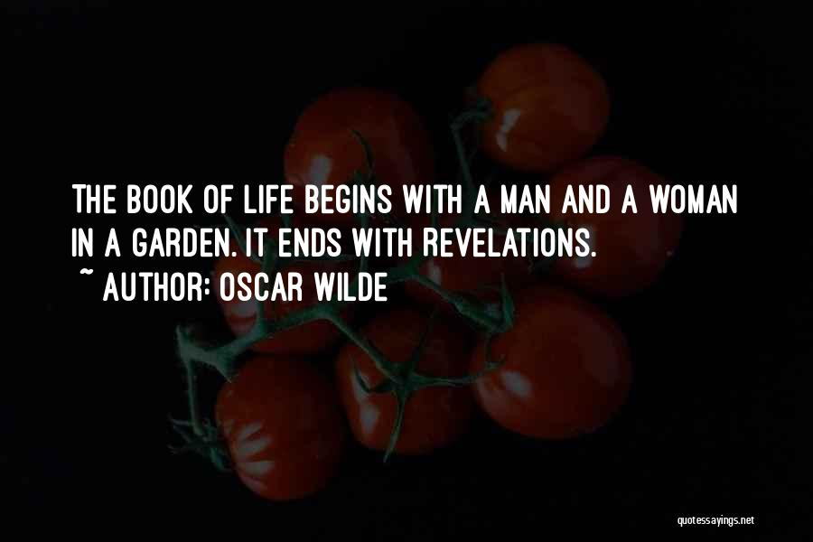 Revelations Quotes By Oscar Wilde
