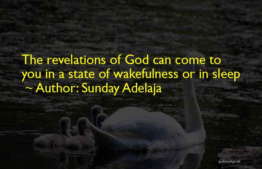 Revelations Quotes By Sunday Adelaja