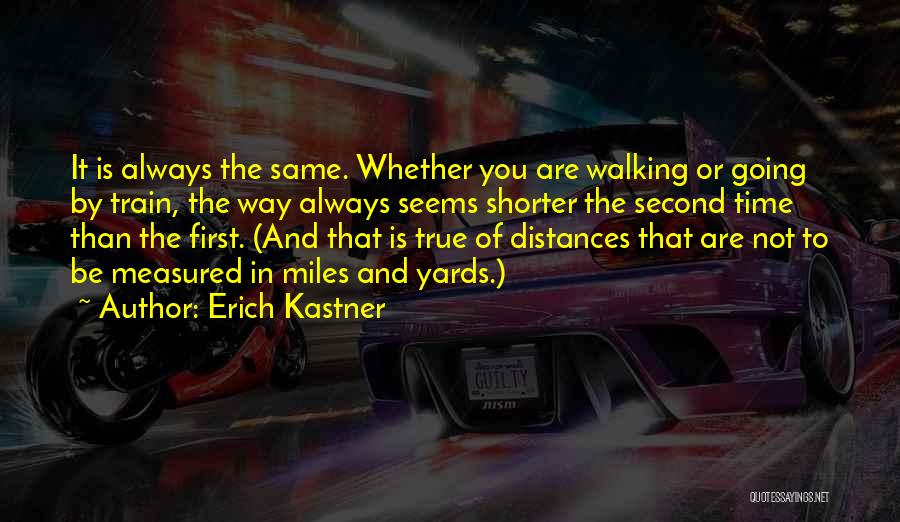 Revisiting Quotes By Erich Kastner