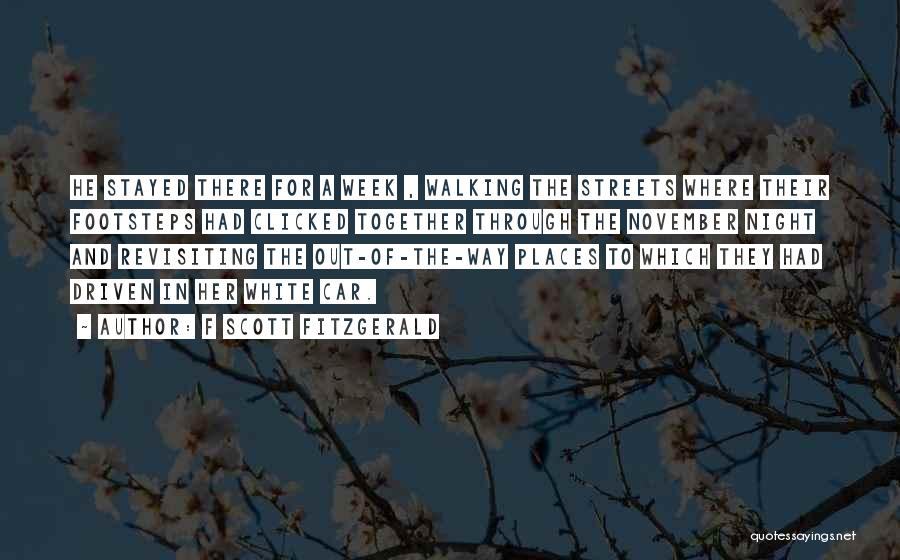 Revisiting Quotes By F Scott Fitzgerald