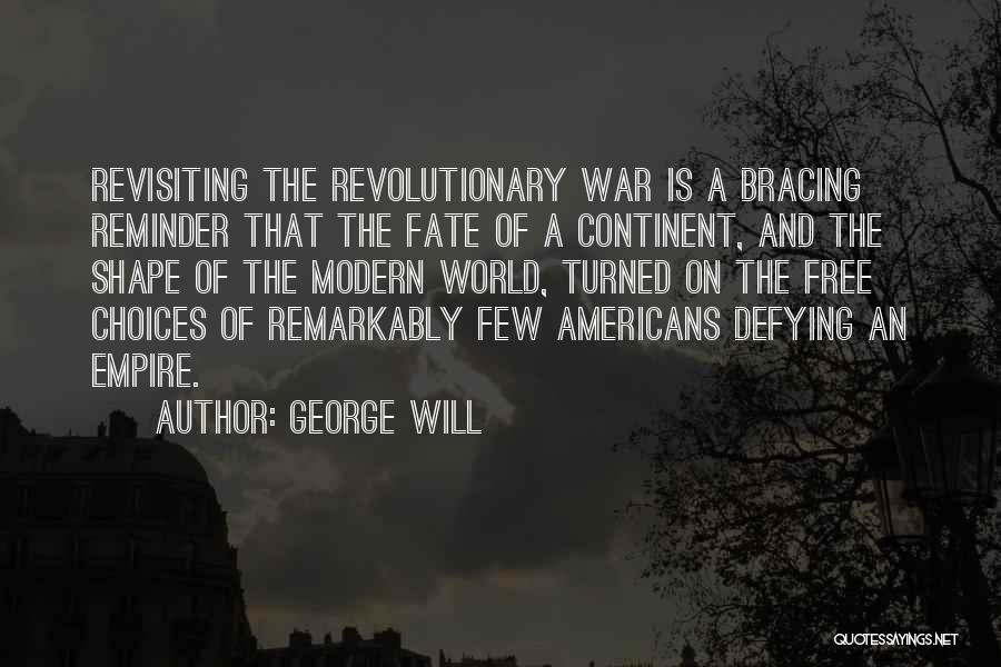 Revisiting Quotes By George Will