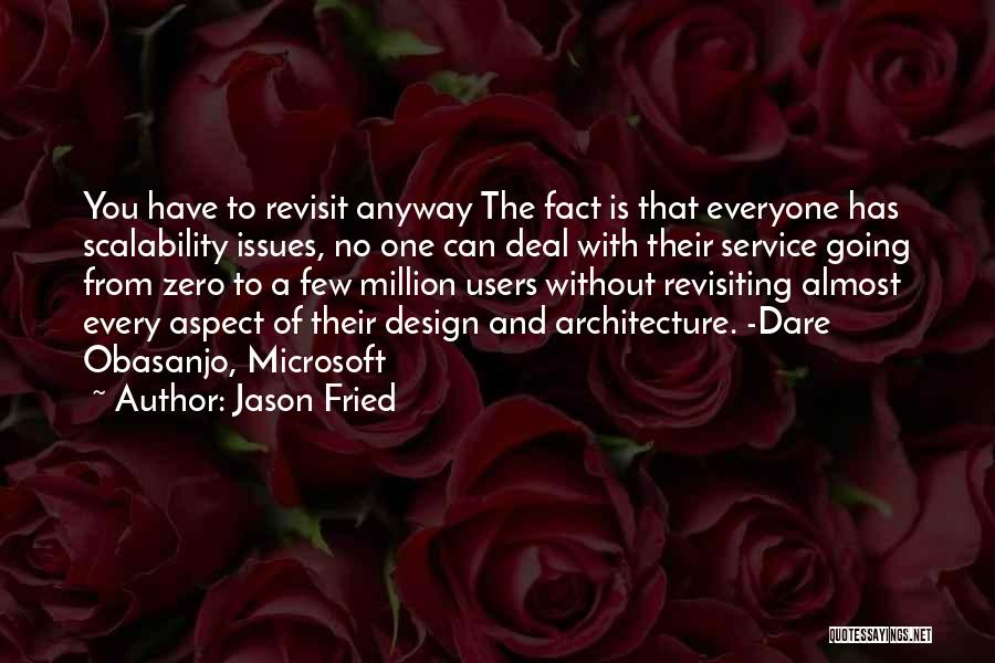 Revisiting Quotes By Jason Fried