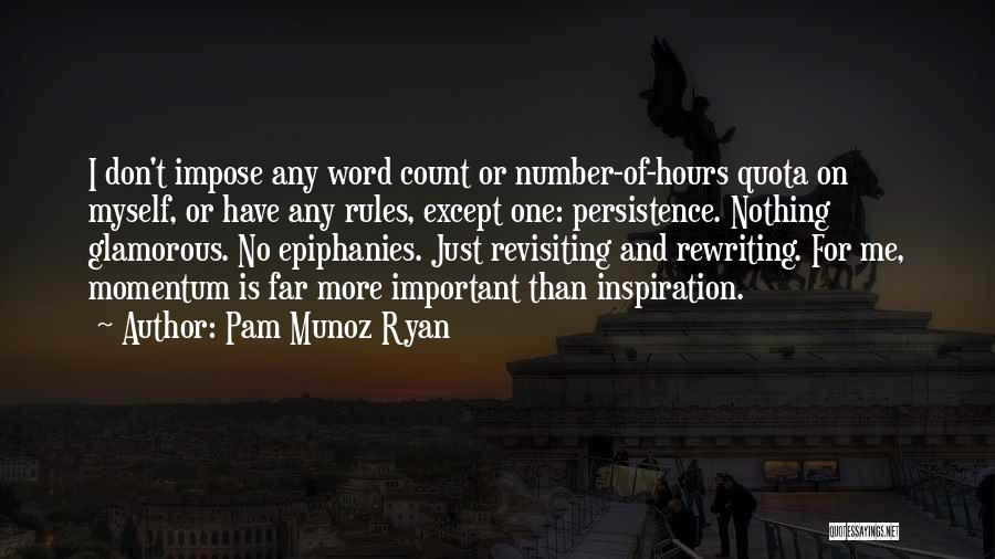 Revisiting Quotes By Pam Munoz Ryan