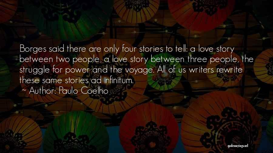 Rewrite Your Story Quotes By Paulo Coelho