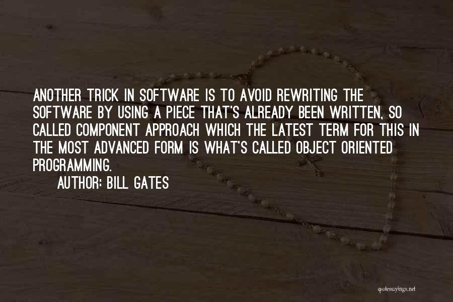 Rewriting Quotes By Bill Gates
