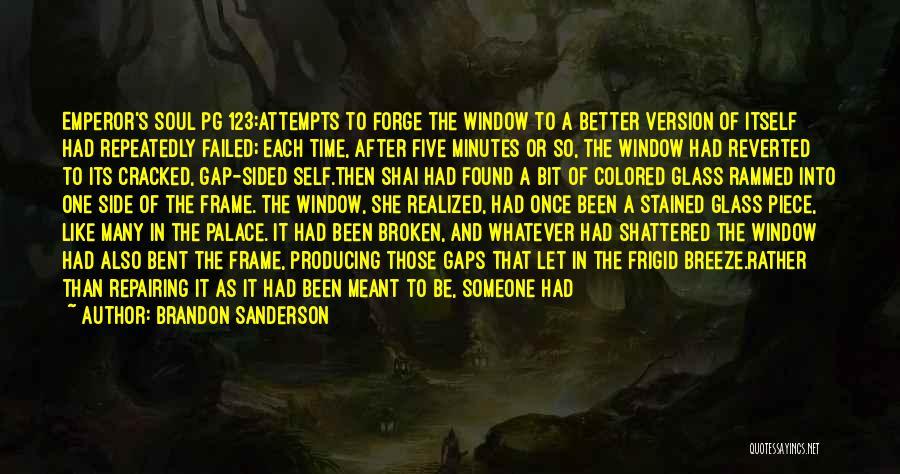 Rewriting Quotes By Brandon Sanderson