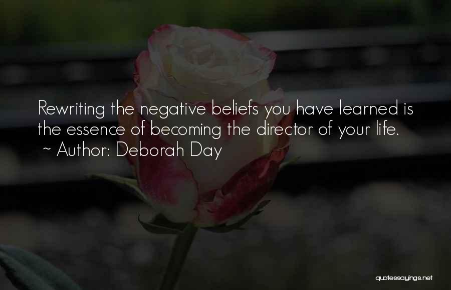 Rewriting Quotes By Deborah Day