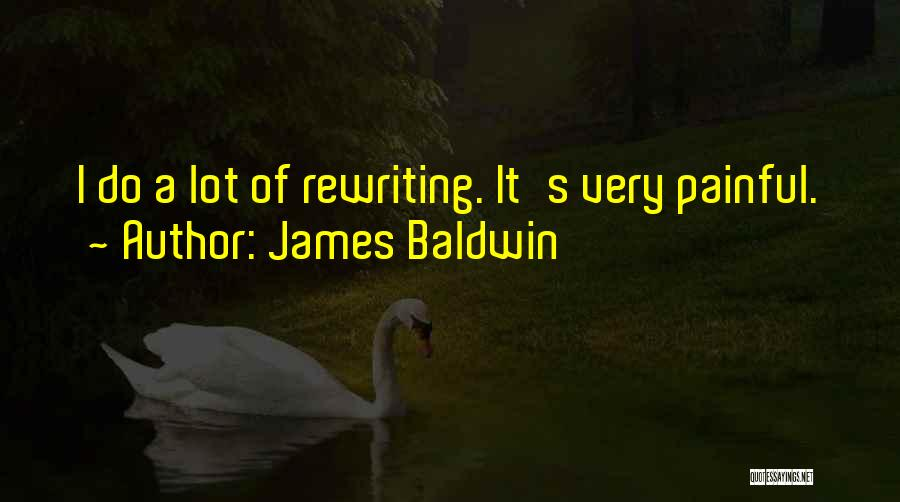 Rewriting Quotes By James Baldwin