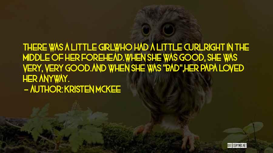 Rewriting Quotes By Kristen McKee