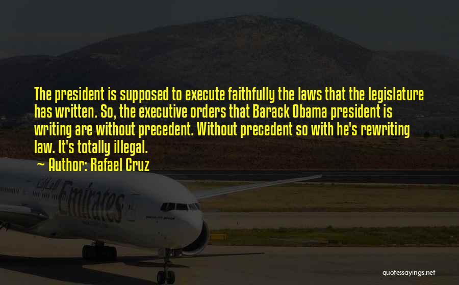 Rewriting Quotes By Rafael Cruz