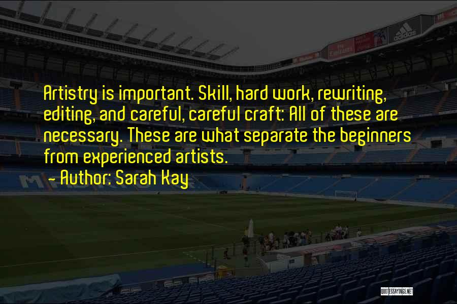 Rewriting Quotes By Sarah Kay