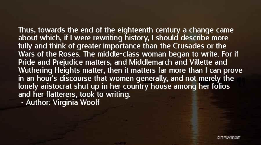 Rewriting Quotes By Virginia Woolf
