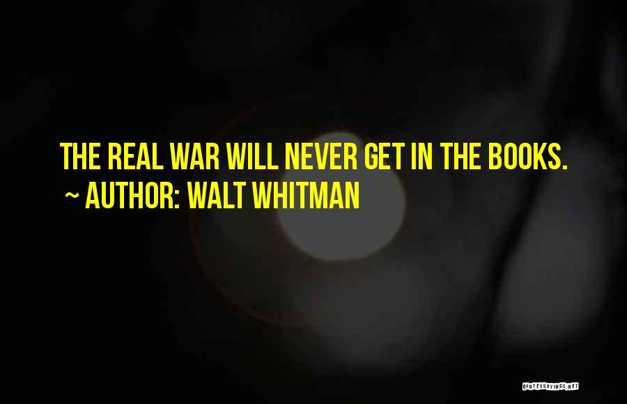 Rewriting Quotes By Walt Whitman