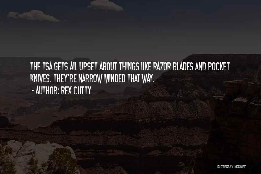 Rex Cutty Quotes 439512