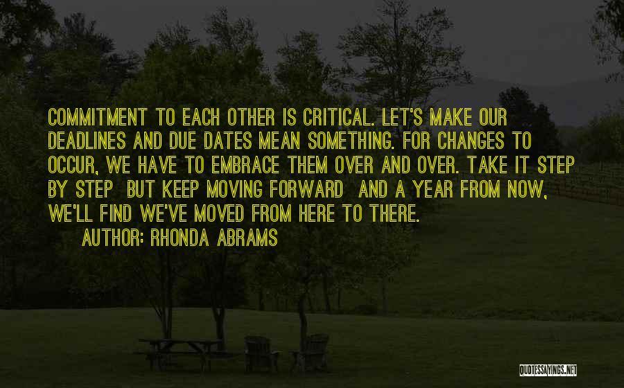 Rhonda Abrams Quotes 1216537