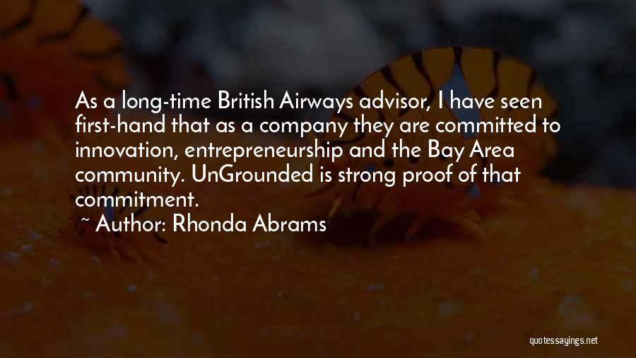 Rhonda Abrams Quotes 1651758