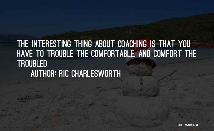Ric Charlesworth Quotes 888293