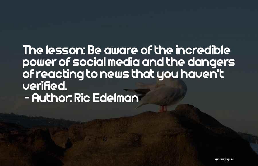 Ric Edelman Quotes 1289210