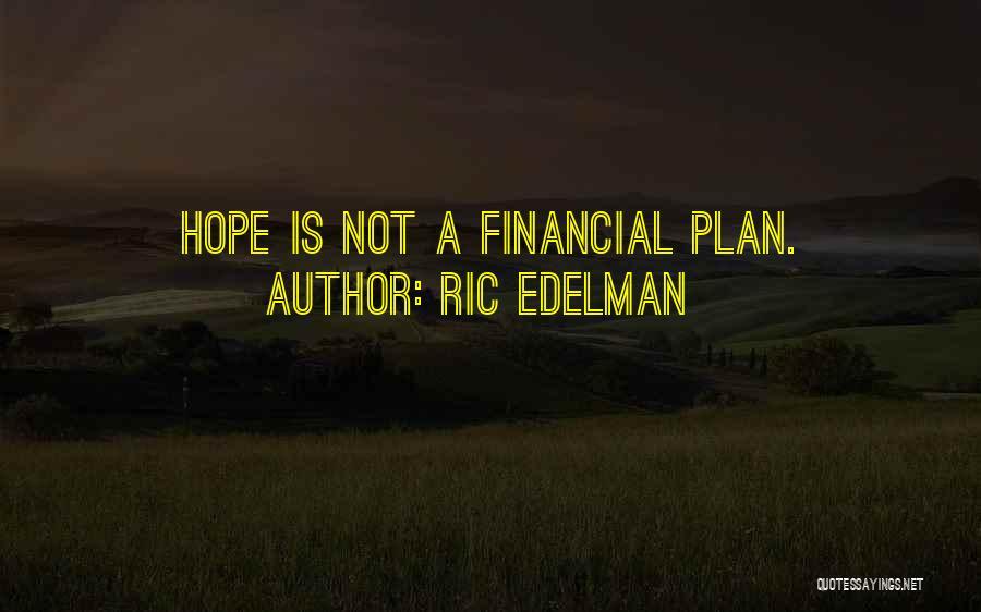 Ric Edelman Quotes 1528057