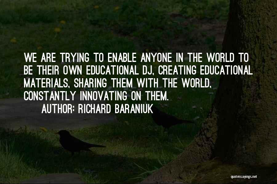 Richard Baraniuk Quotes 1171578