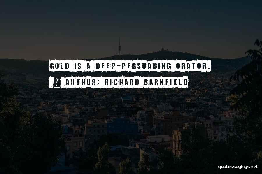 Richard Barnfield Quotes 2216632