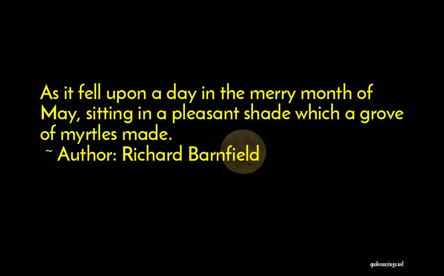 Richard Barnfield Quotes 517791