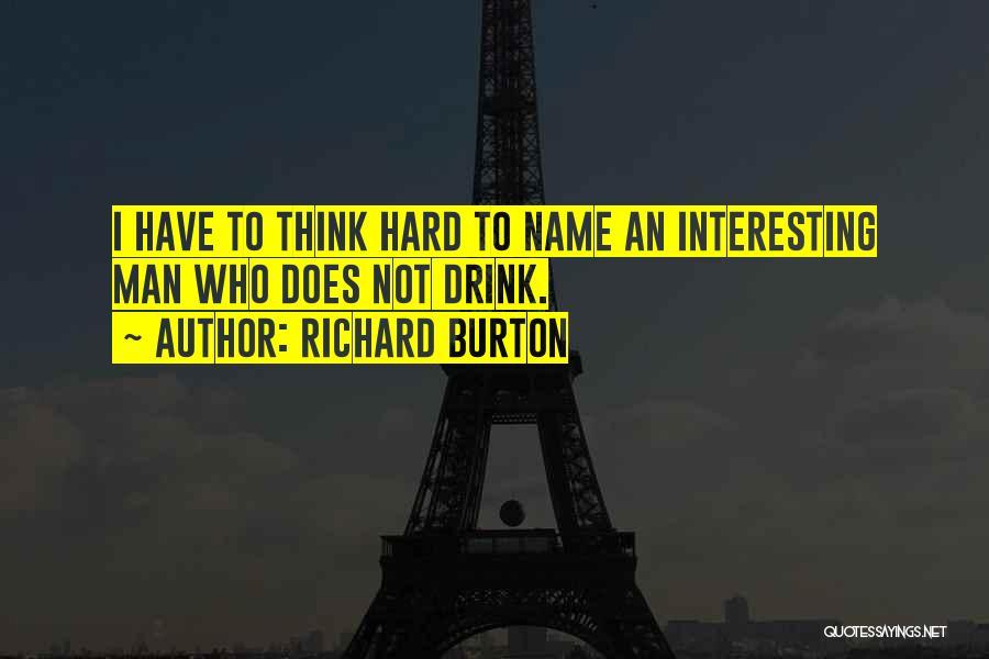 Richard Burton Quotes 141795