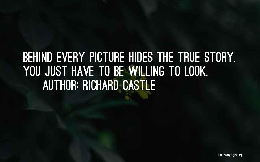 Richard Castle Quotes 114418